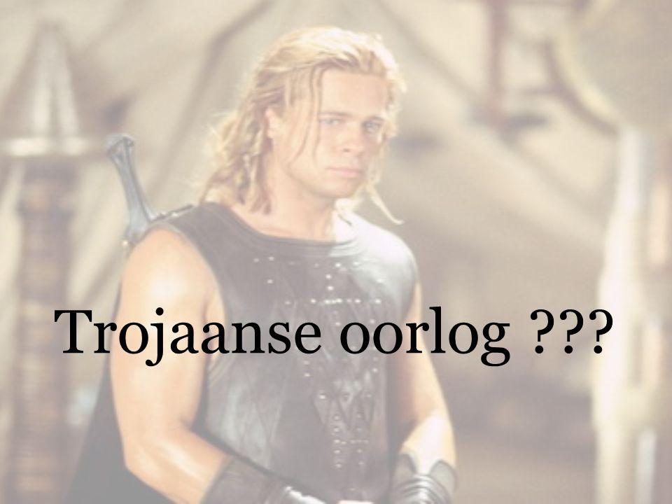 Trojaanse oorlog ???