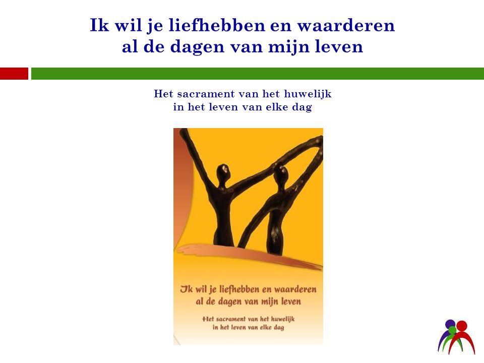 De moed om te beloven wat je nog niet weet  in armoede en rijkdom  in ziekte en gezondheid  in goede en kwade dagen  dit sacrament tekent het verdere leven