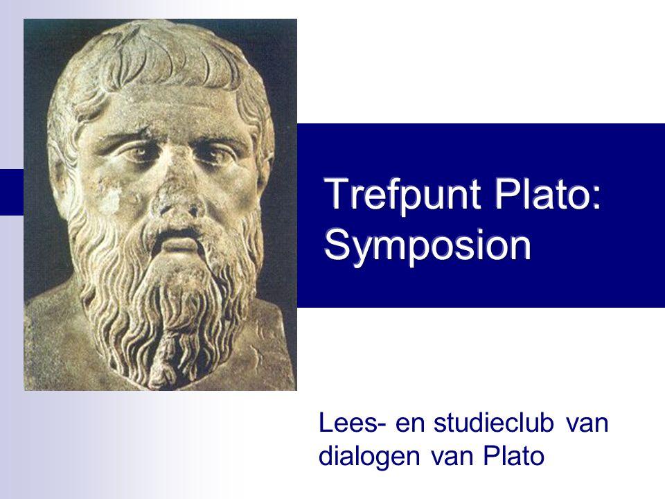 Lofrede van Eryximachos op Eros (186a-189a) Eigenlijk is het Aristophanes' beurt om te speechen (gelet op de orde van aanliggen), maar door een niesbui is hij daartoe niet Eryximachos neemt de beurt over, maar helpt instaat.