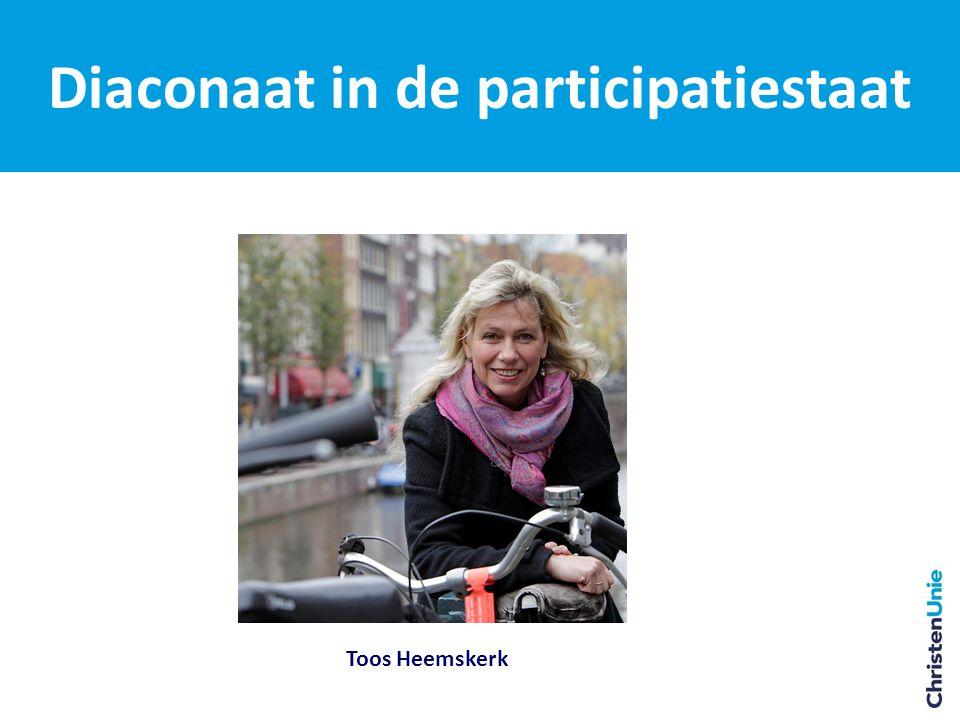 Diaconaat in de participatiestaat Toos Heemskerk