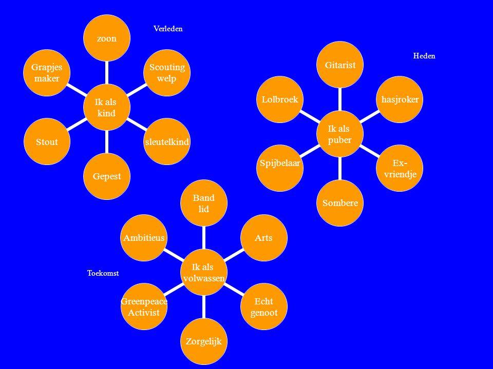 Grondmotieven Z en A Zelfbevestiging (Z) - Streven naar versterking eigen positie - Streven naar invloed op de omgeving - Streven naar autonomie en erkenning - Zelfexpansie Verbondenheid met iets of iemand anders (A) - Betrokken op ander of het andere - Zoeken naar gemeenschapsband - Zich aan iets geven - Ontvankelijk voor de omgeving Twee Grondmotieven