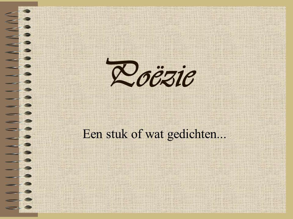 Liefde Joost Zwagerman Liefde is een platitude en daarom ook zo mooi Jij, jij was weel meer dan dat zodat ik van meer naar minder kon.