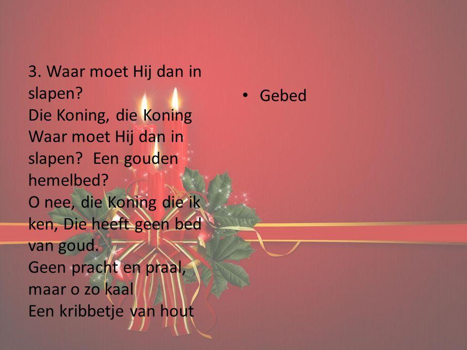 Gedicht Kerstfeest is een feest van vrede, Vrede hier en overal.