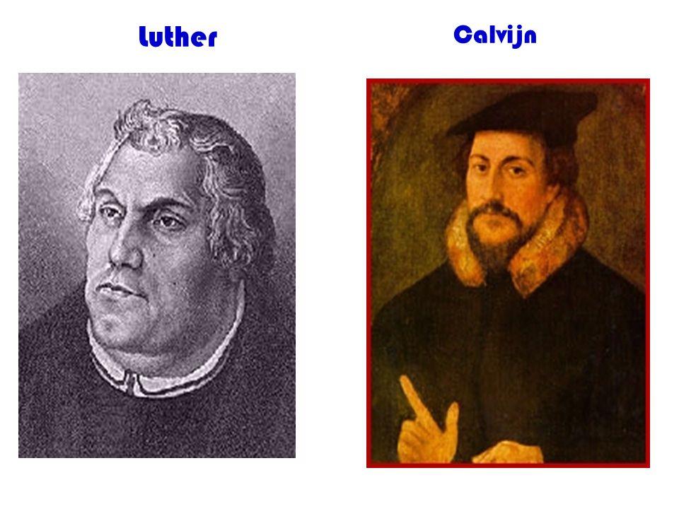 Luther Calvijn