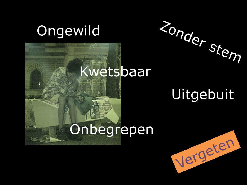 Bidt u mee voor de vluchteling? www.gave.nl