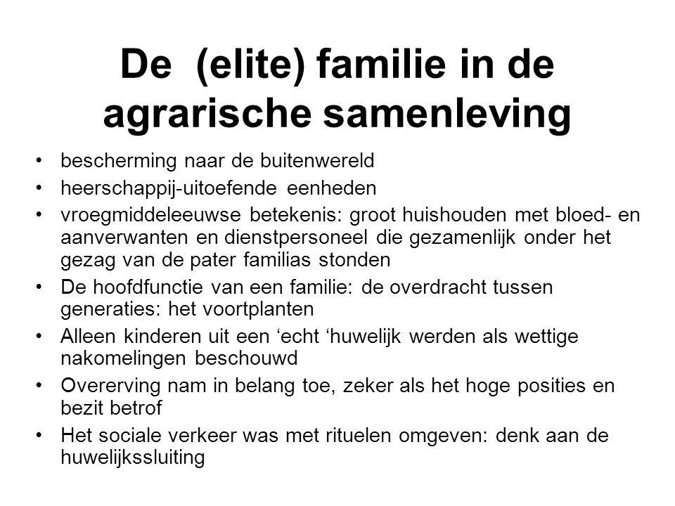 nuancering n.b.: geen lineair proces vgl.Mayke de Jong (Zwaan, hfst.