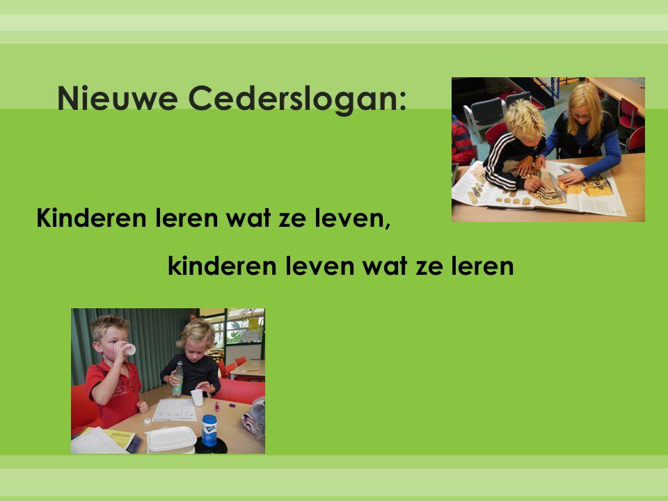 Kinderen leren wat ze leven, kinderen leven wat ze leren