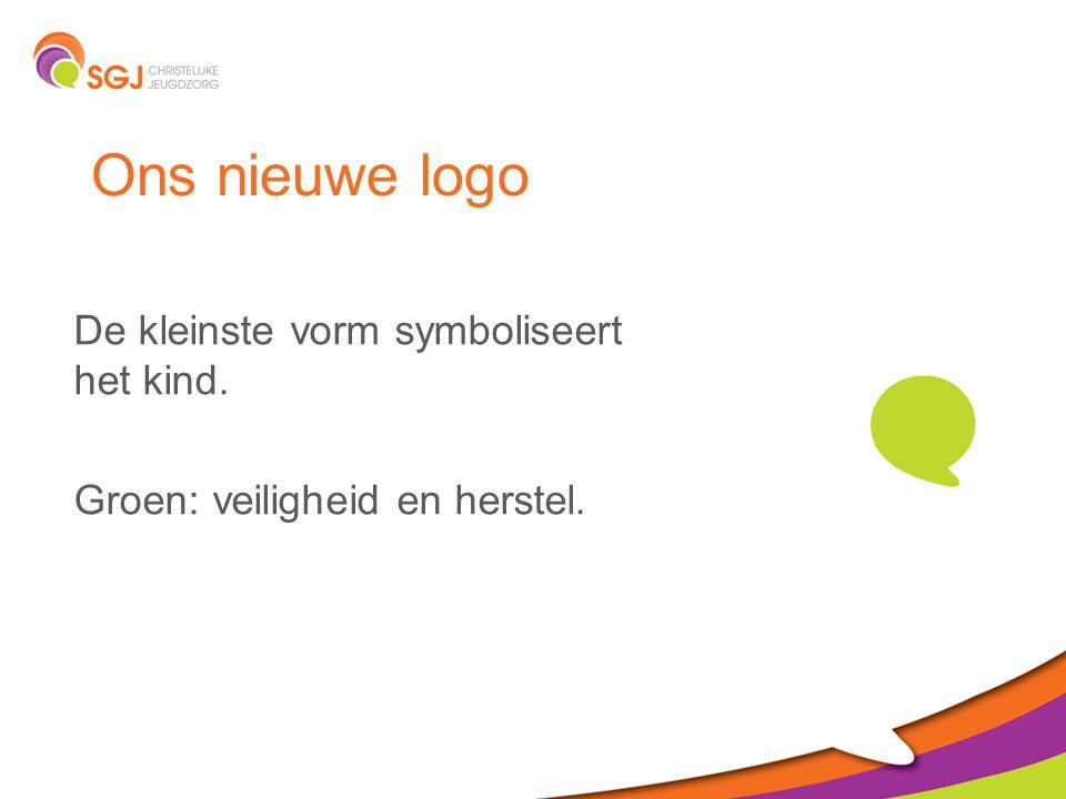 Ons nieuwe logo Ouders in het paars.
