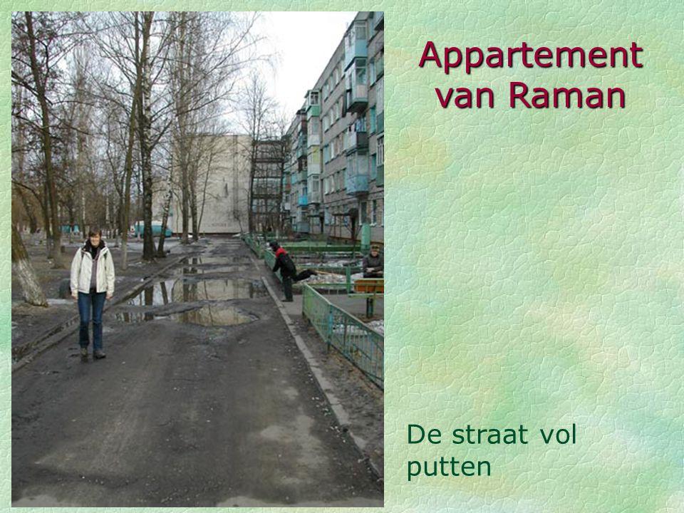 Appartement van Raman 47 kg bagage naar 3de verdieping...