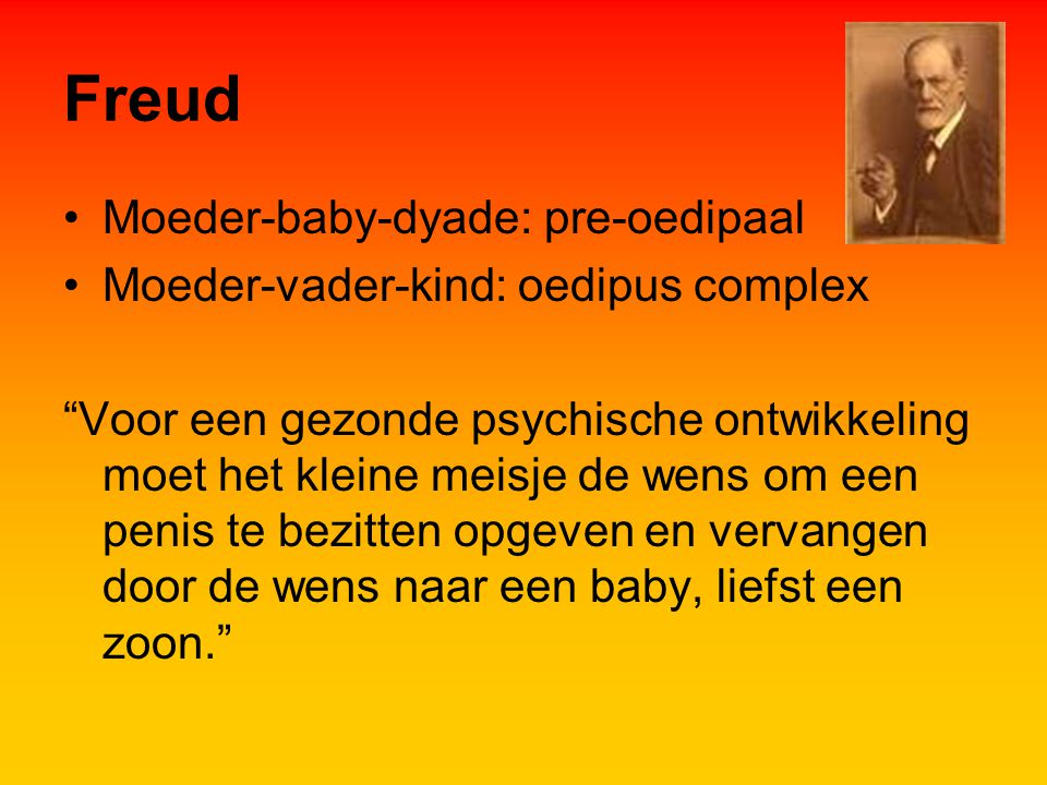 Mothers have to be there to be left. Separeren en loslaten Pubers grootouders