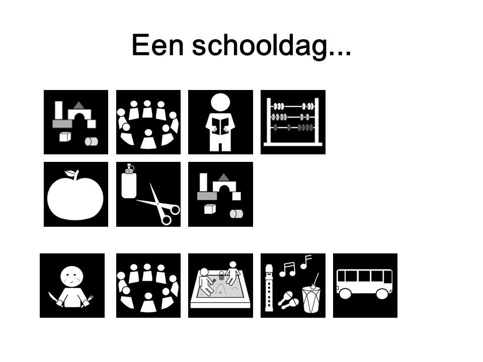 Een schooldag...