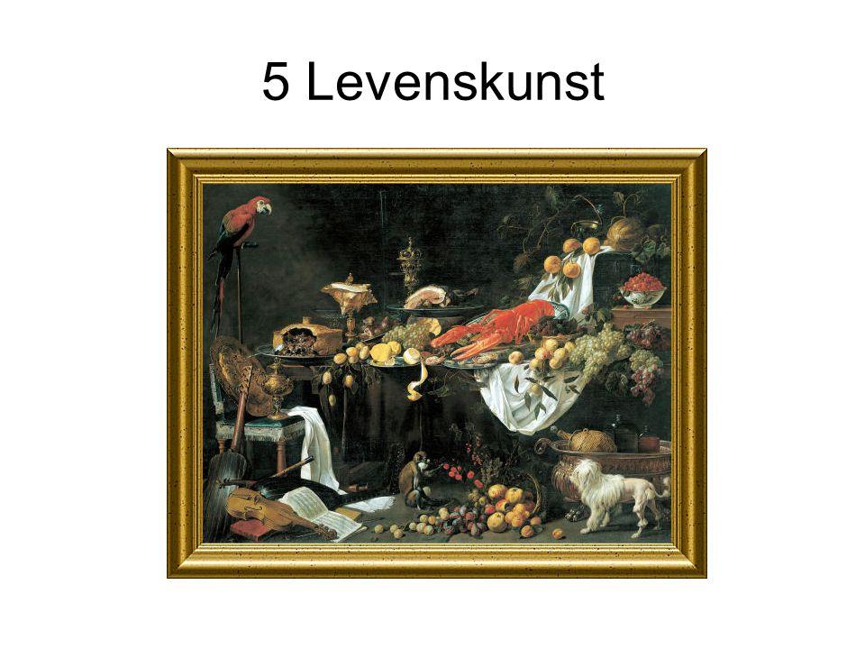 5 Levenskunst