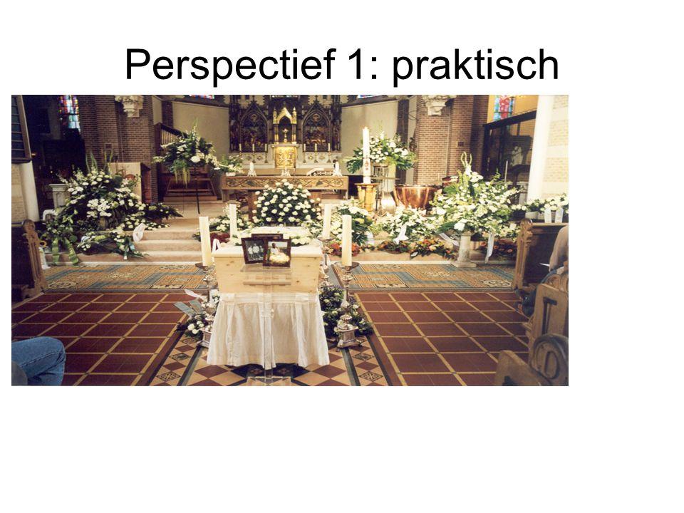 Perspectief 1: praktisch
