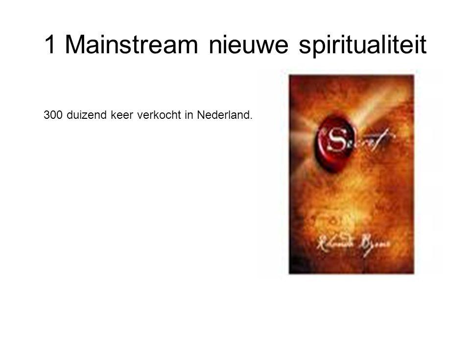 Dit is nieuwe spiritualiteit volgens de Britse religiewetenschappers Paul Heelas en Linda Woodhead Life-as tegenover Subjective-life