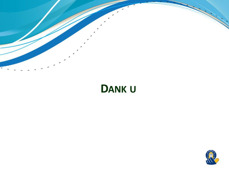 D ANK U