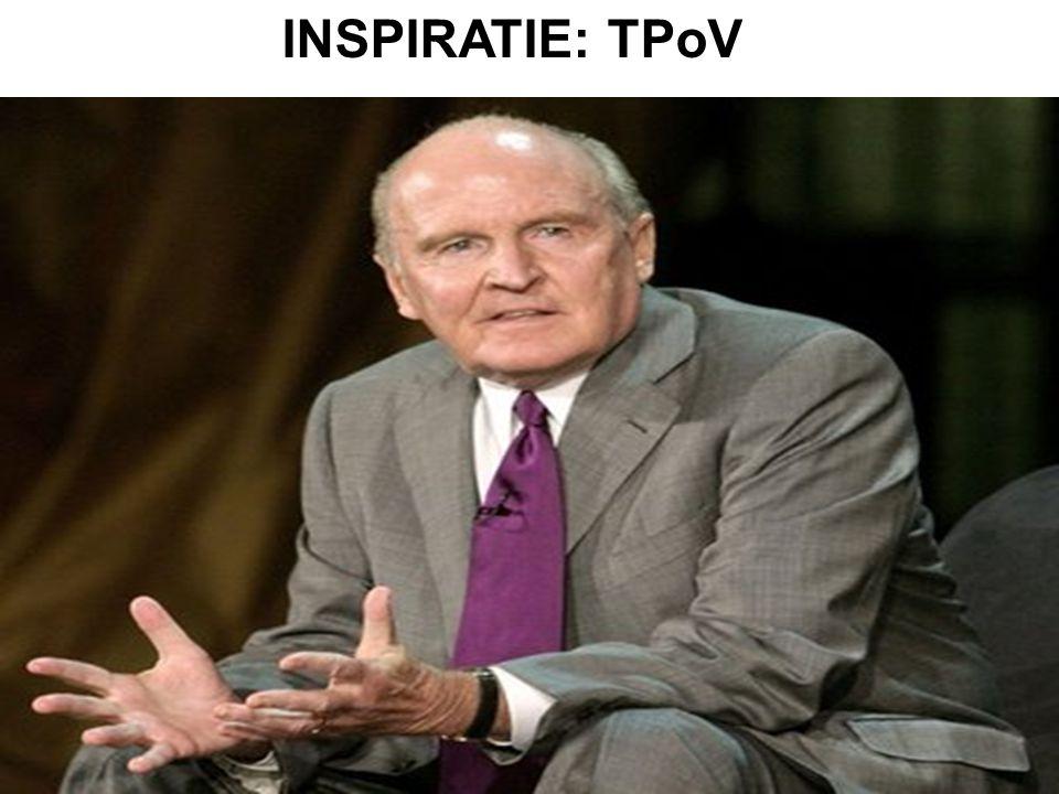 INSPIRATIE: TPoV