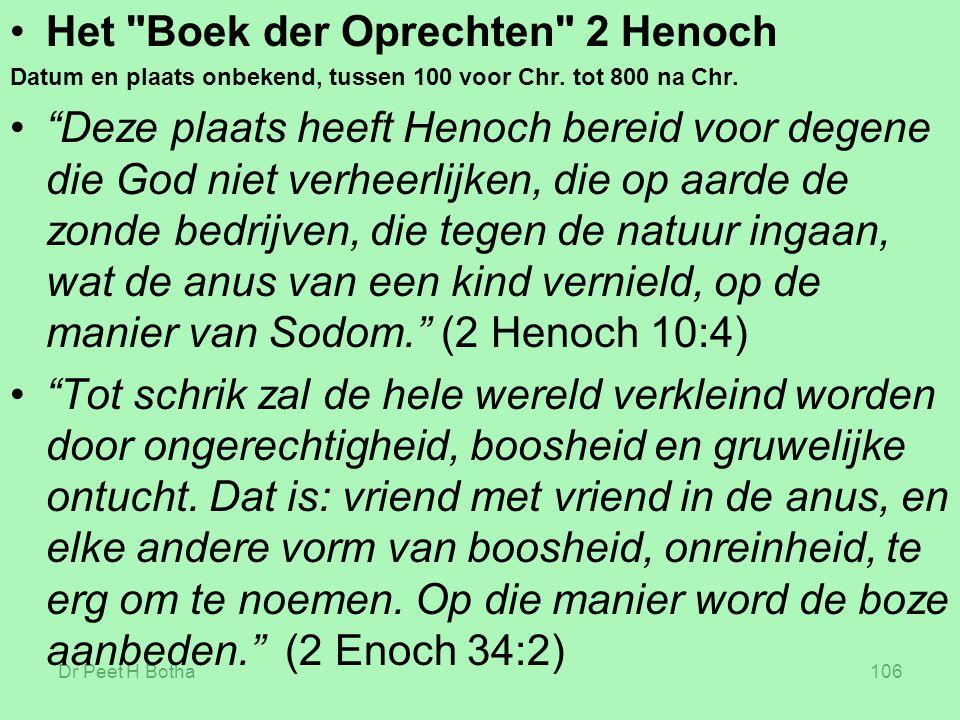 Dr Peet H Botha106 Het