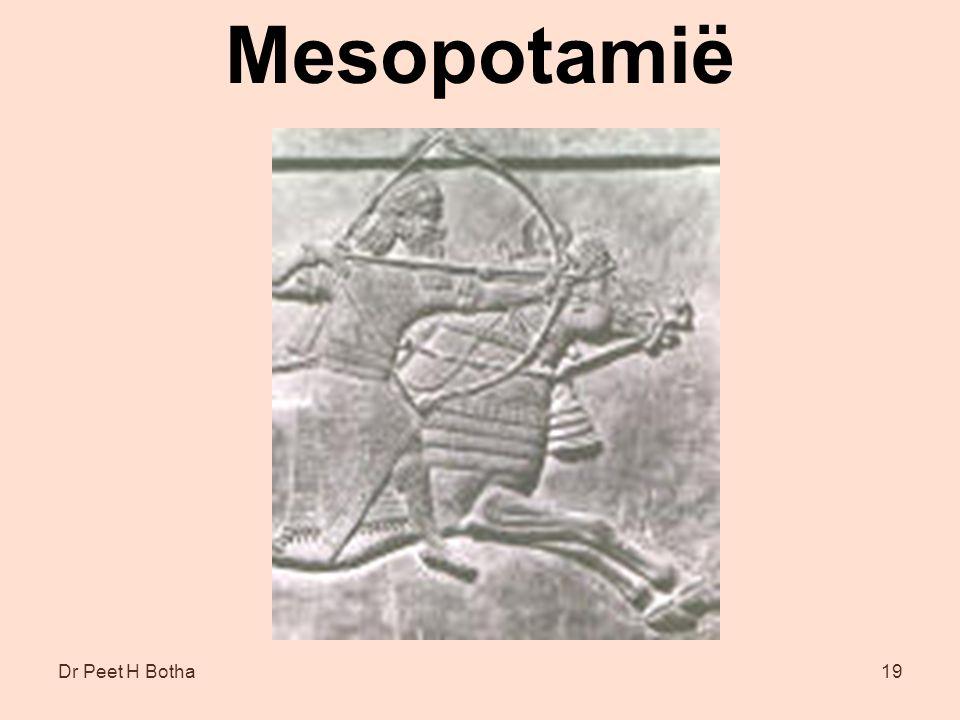 Dr Peet H Botha19 Mesopotamië