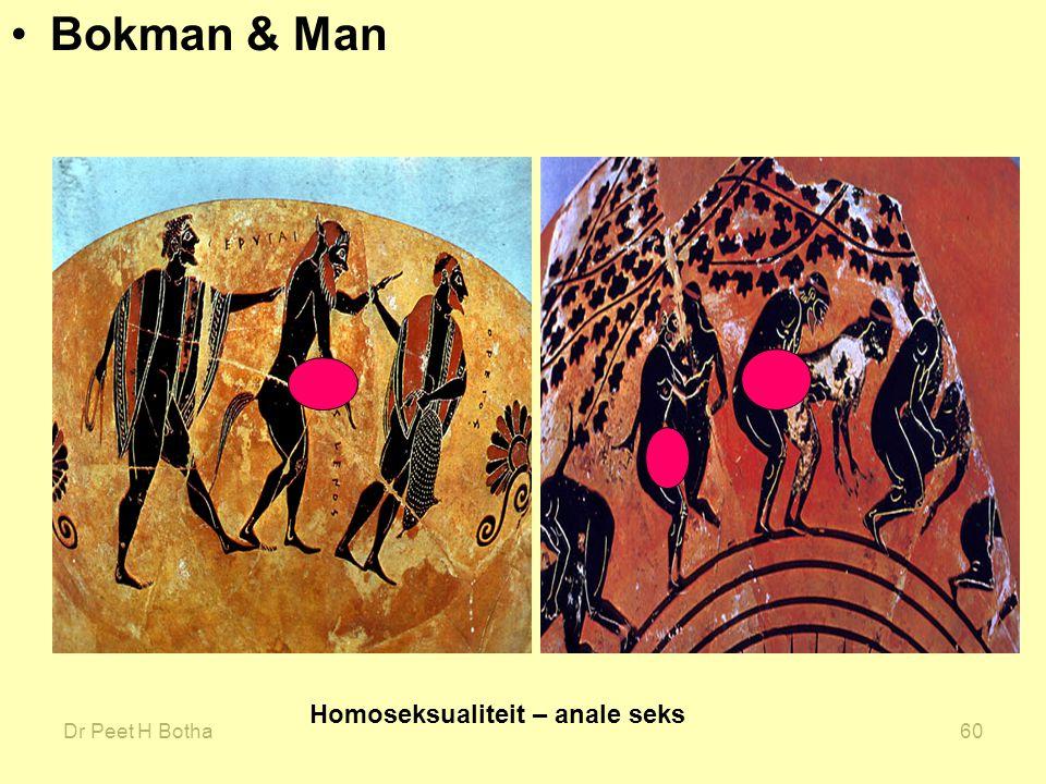 Dr Peet H Botha60 Bokman & Man Homoseksualiteit – anale seks