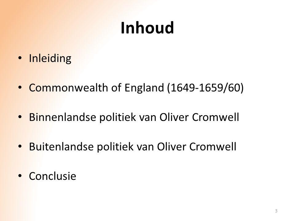 Inleiding Stamboom Walter Cromwell (circa 1463-1510) ----------------------|------------------ Sir Thomas Cromwell*Katherine Cromwell x Morgan Williams (1485-1540)| Richard Williams (Cromwell) (familienaam 'Cromwell' aangenomen) | Robert Cromwell x Elizabeth Stuward | Oliver Cromwell (1599-1658) 4 *secretaris onder koning Henry VIII