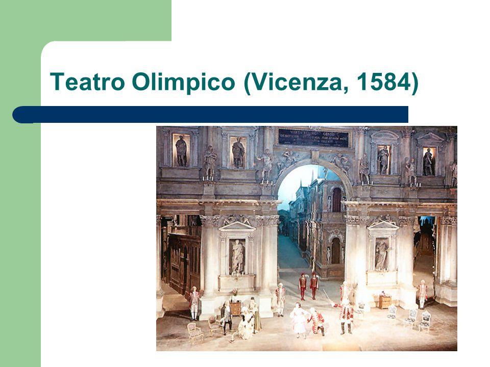 Teatro Olimpico (Vicenza, 1584)
