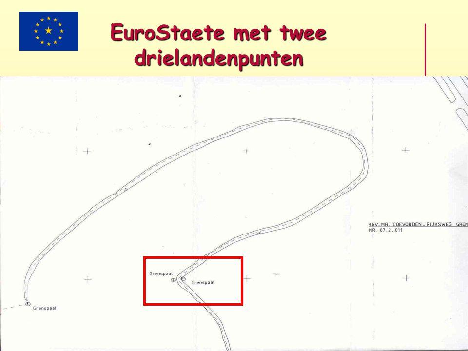 Participatie EuroStaete 2 Geen schriftelijke afspraken betekent geen project via EuroStaete.