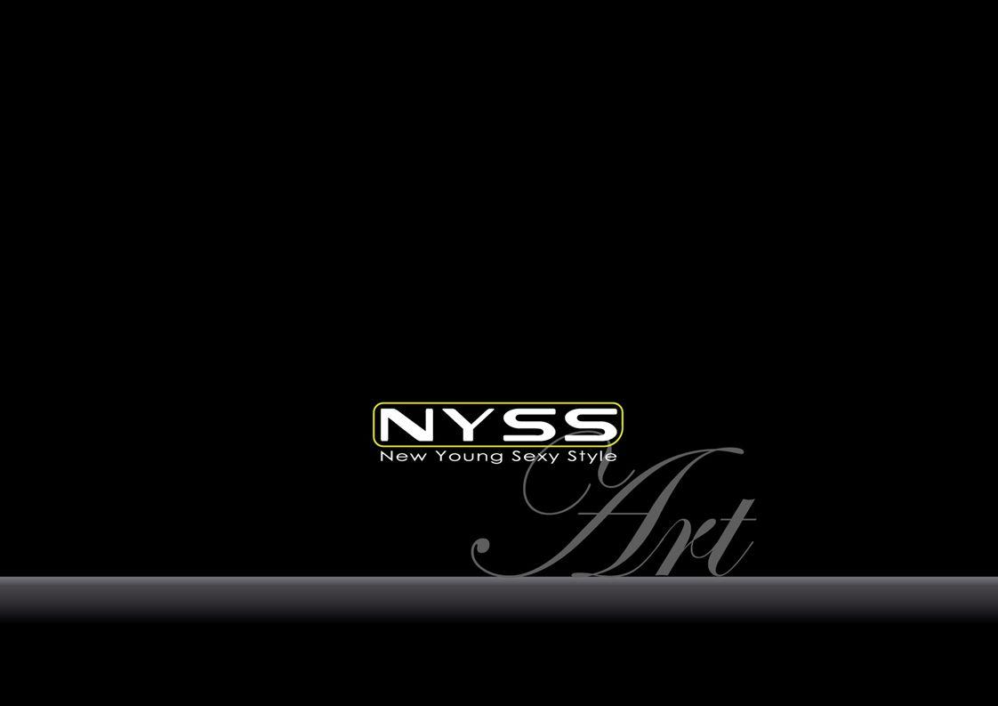 WAAR staat NYSS art voor: New: altijd op zoek zijn naar vernieuwing Young: altijd jong van geest zullen blijven Sexy: houden van uitdagende verrassingen Style: alles perfect op elkaar afgestemd