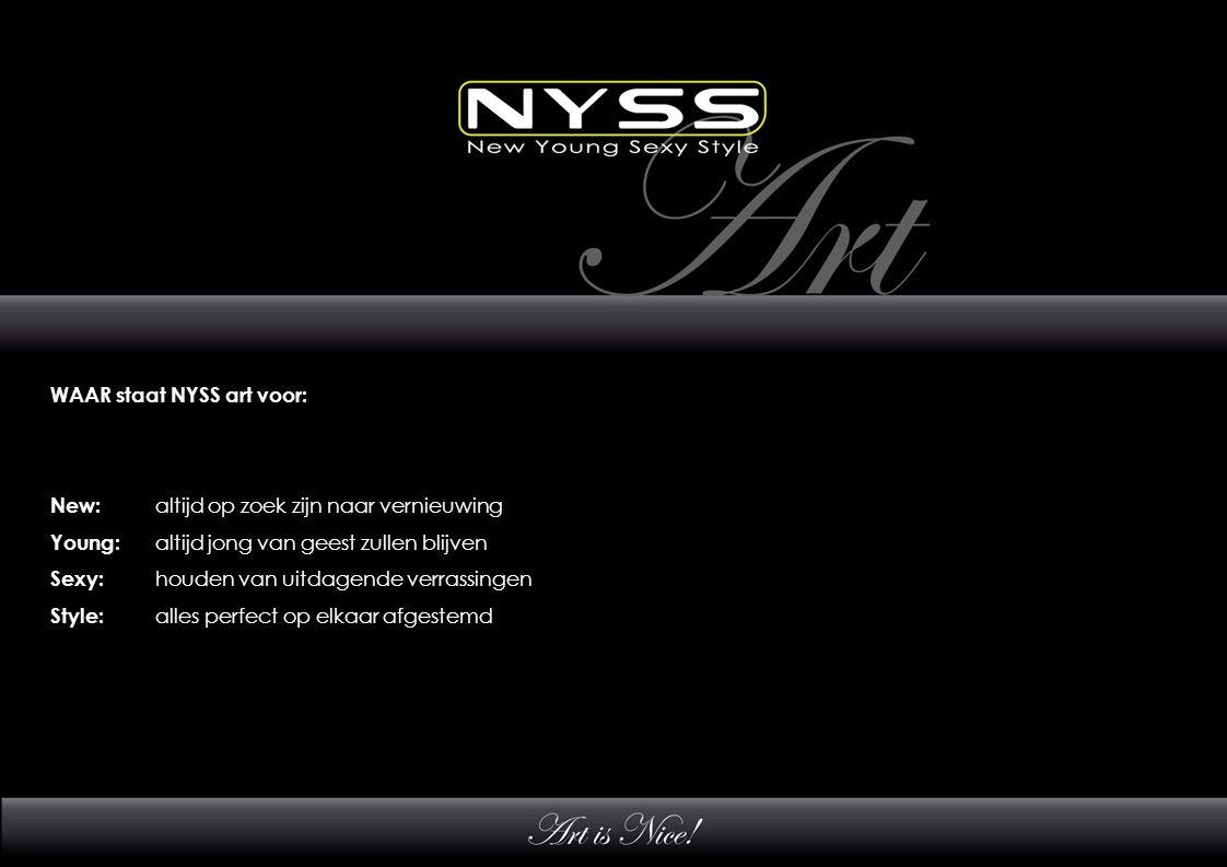 WAT doet NYSS art: Kunst creëren vanuit een gedachtegoed met behulp van fotografie en digitale beeldbewerking.
