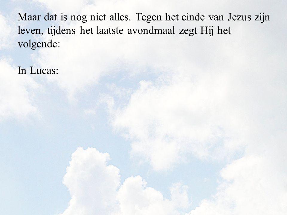 In Lucas:
