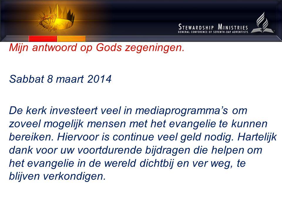 Mijn antwoord op Gods zegeningen.Sabbat 15 maart 2014 Wat kosten vijf mussen.
