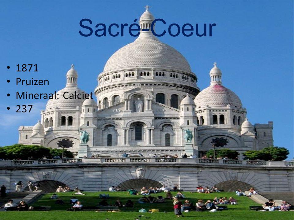 Sacré-Coeur 1871 Pruizen Mineraal: Calciet 237