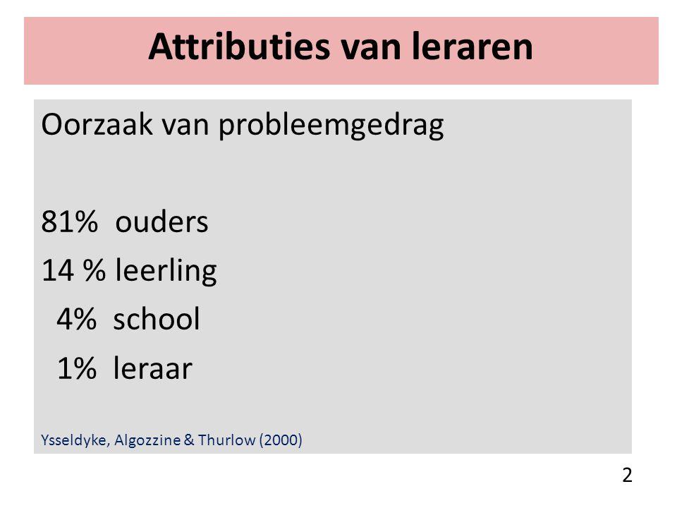 Onderwijs: drie hoofdfuncties 1.Kwalificatie 2.Selectie/ allocatie 3. Socialisatie 13