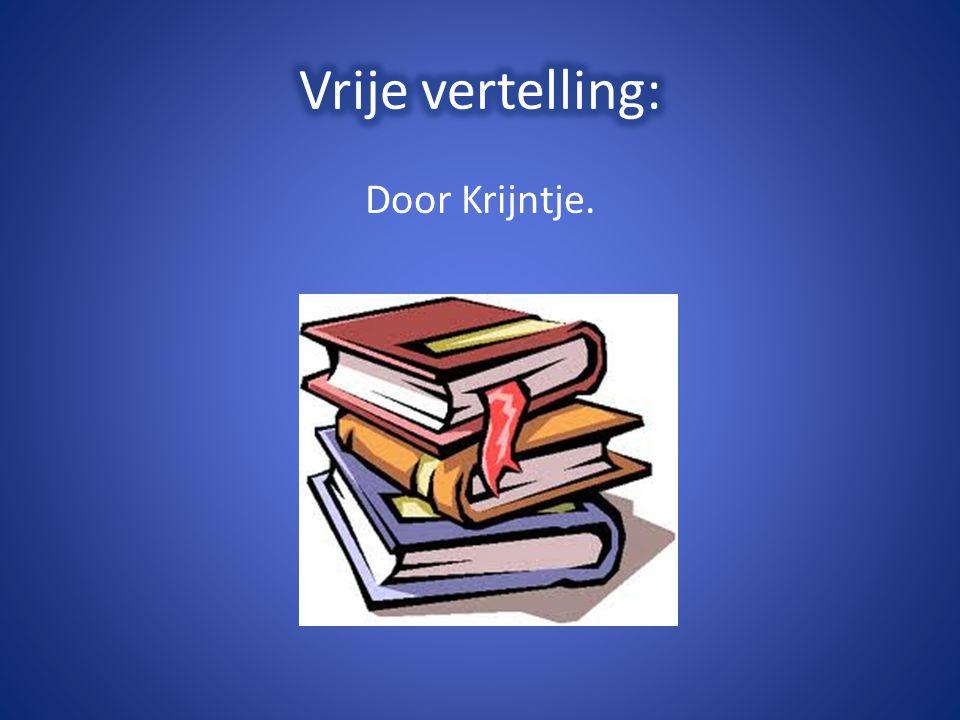 Door Krijntje.