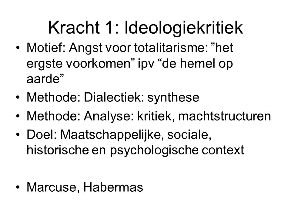 Sloterdijk: post-postmodernisme.