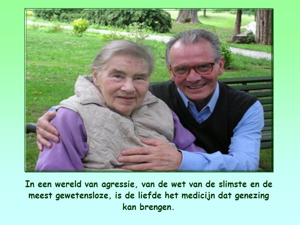 Dit Woord van leven helpt ons herinneren dat de liefde voor de naaste ook in de wereld van vandaag het enige antwoord is dat we kunnen geven.