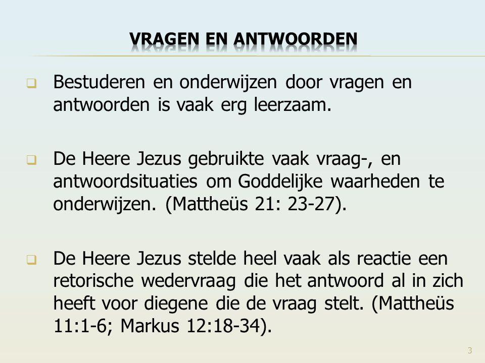  1.Gebed. gebed om Gods wijsheid en inzicht is onontbeerlijk.