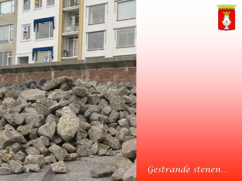 Gestrande stenen…