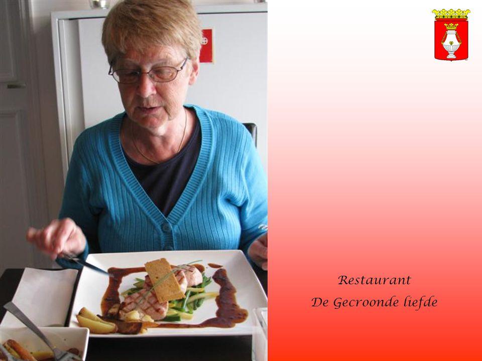 Restaurant De Gecroonde liefde