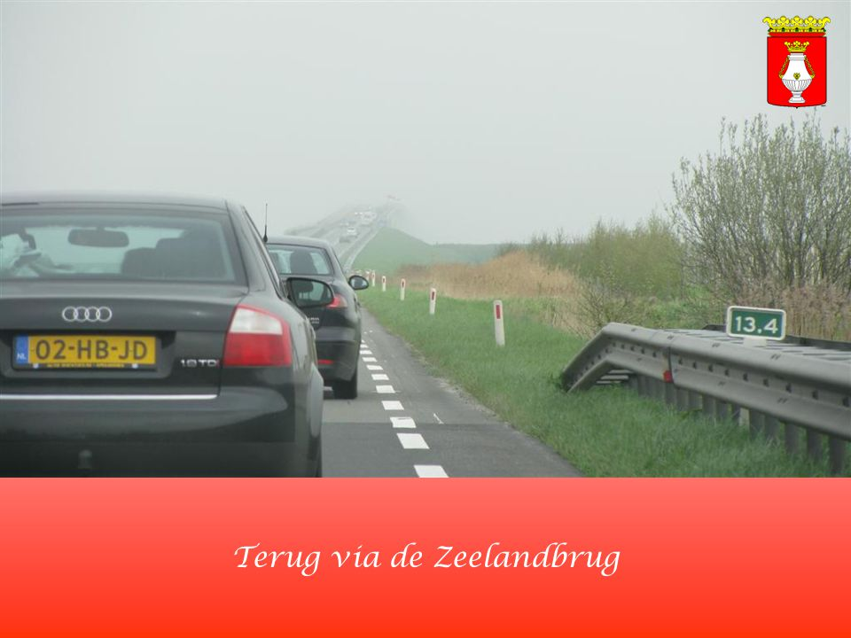Terug via de Zeelandbrug