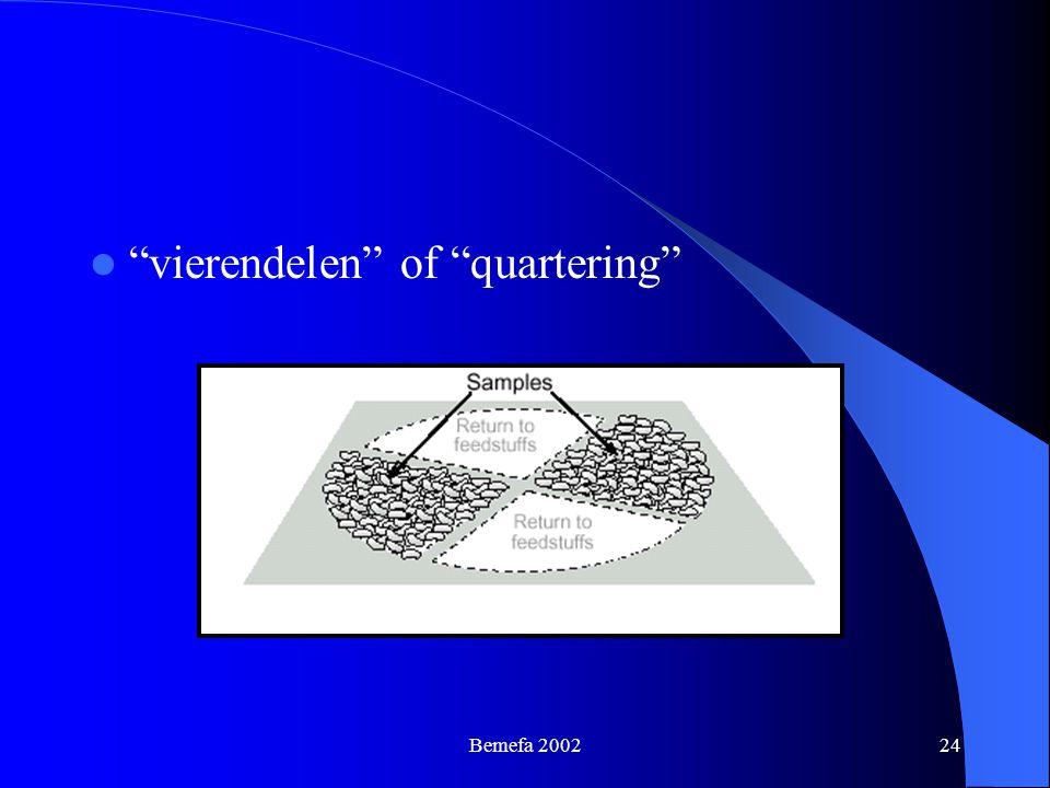 "Bemefa 200224 ""vierendelen"" of ""quartering"""