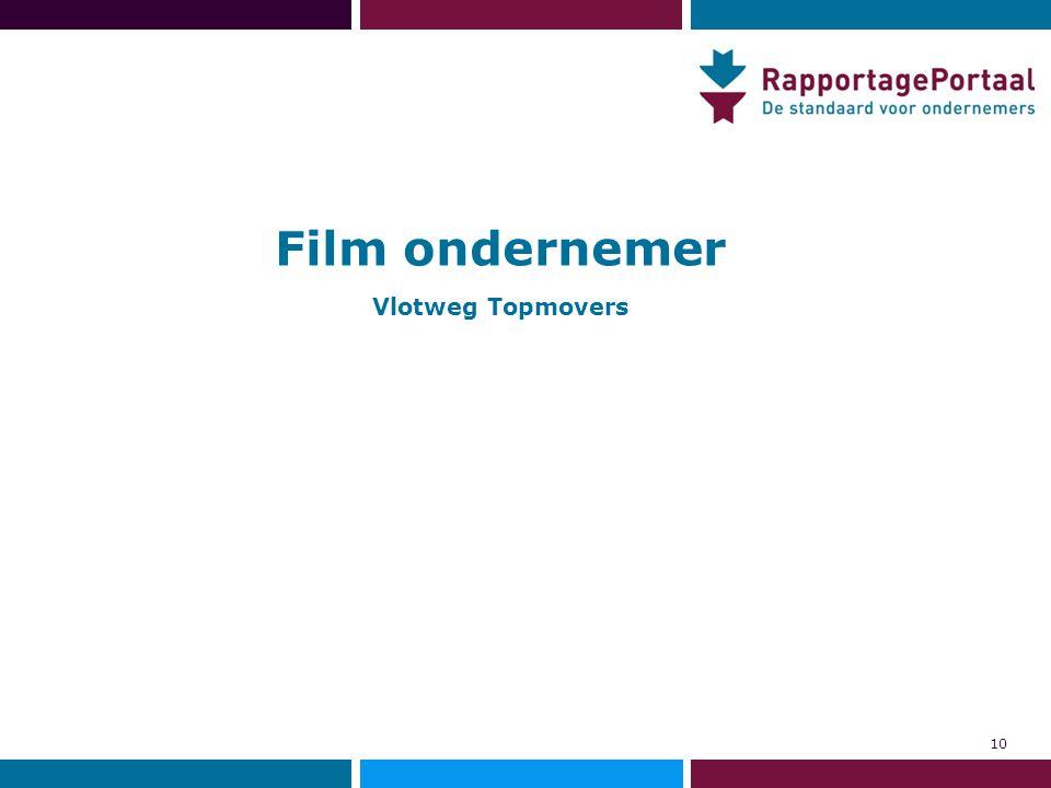 Film ondernemer Vlotweg Topmovers 10