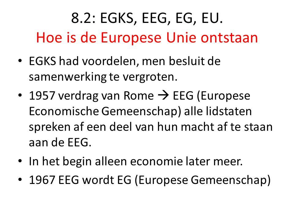 8.2: EGKS, EEG, EG, EU.