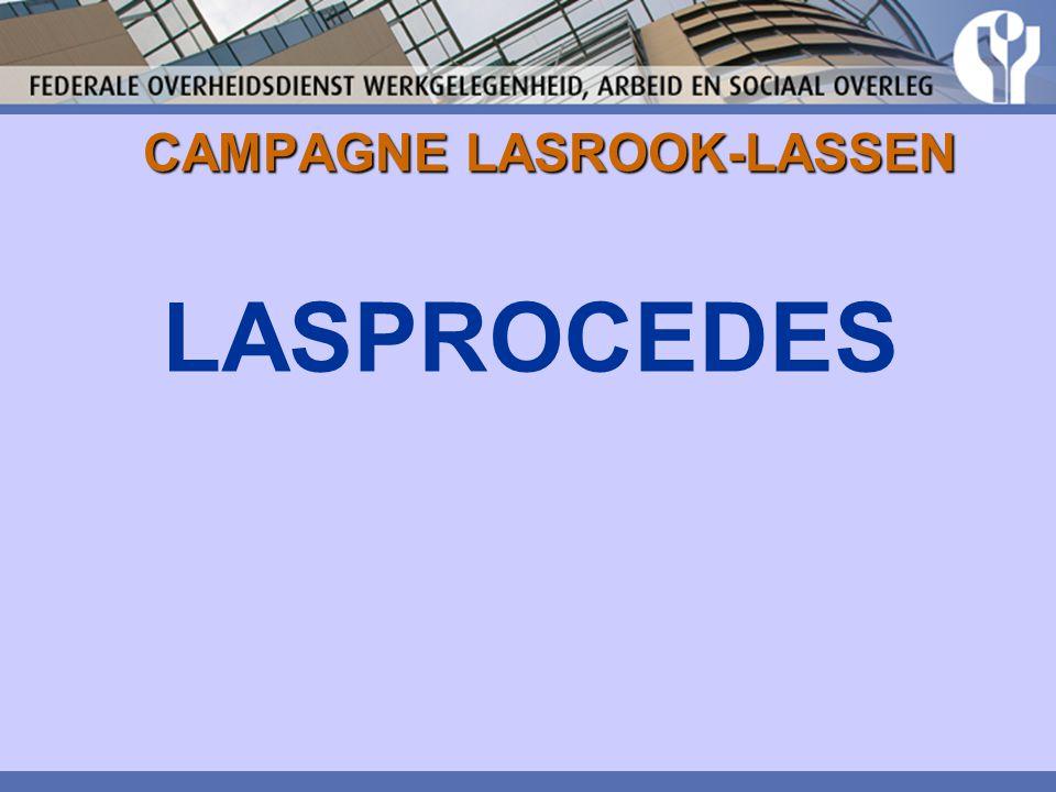 CAMPAGNE LASROOK-LASSEN LASPROCEDES