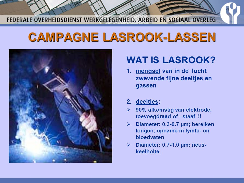 CAMPAGNE LASROOK-LASSEN UITVOERING 1.