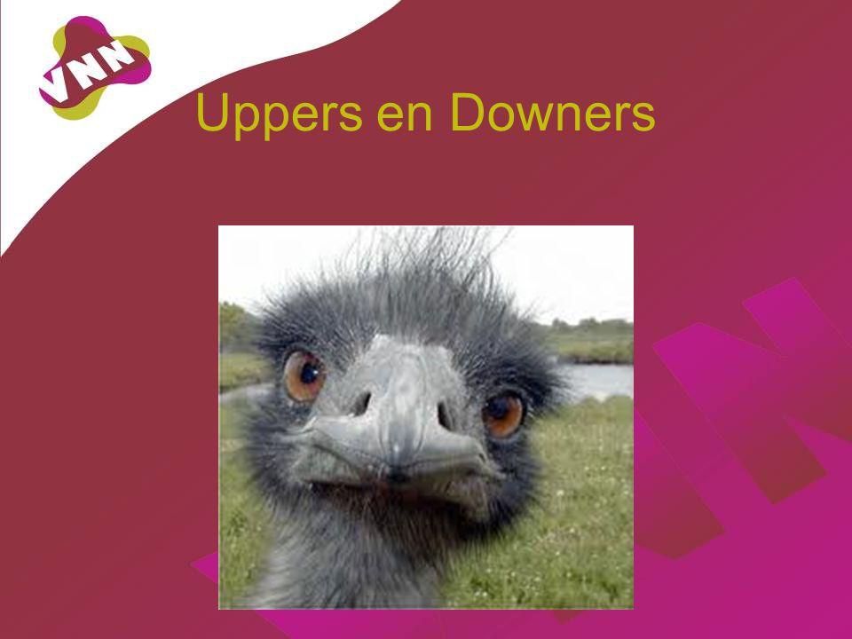 Uppers en Downers