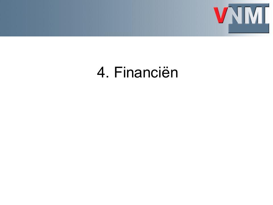 4. Financiën