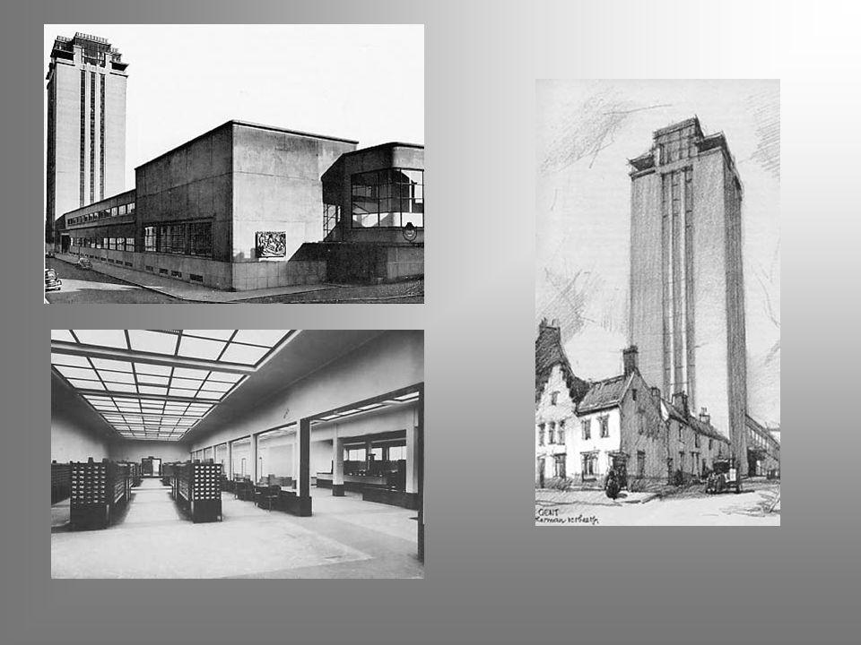 Victor Horta (1861-1947) geboren te Gent op 12 jaar: cursus architectuur Academie voor Schone Kunsten Gent 1878: naar Parijs, trad in dienst van architectdecorateur Jules Debuysson keerde na + vader terug naar België, vestigde zich in Brussel kwam in 1888 in contact met latere opdrachtgevers in Vrijmetselaarsloge florale stijl maakte de Art Nouveau tot een modetrend