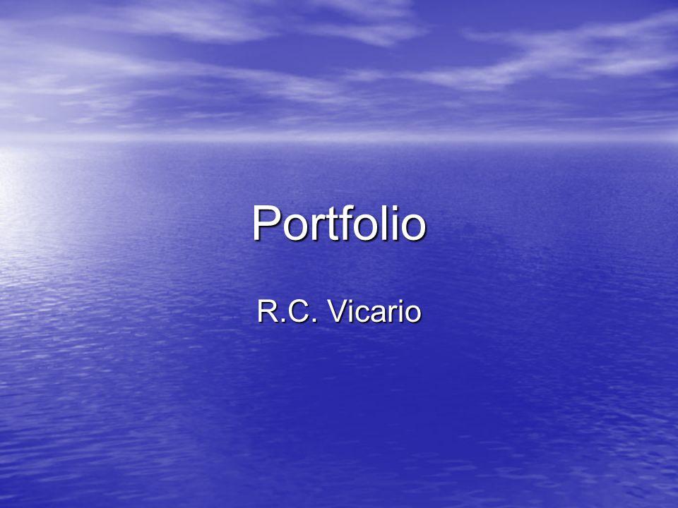 Portfolio R.C. Vicario