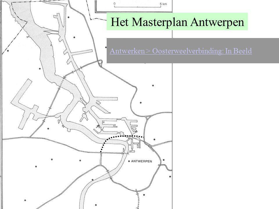 Antwerken > Oosterweelverbinding: In Beeld Het Masterplan Antwerpen