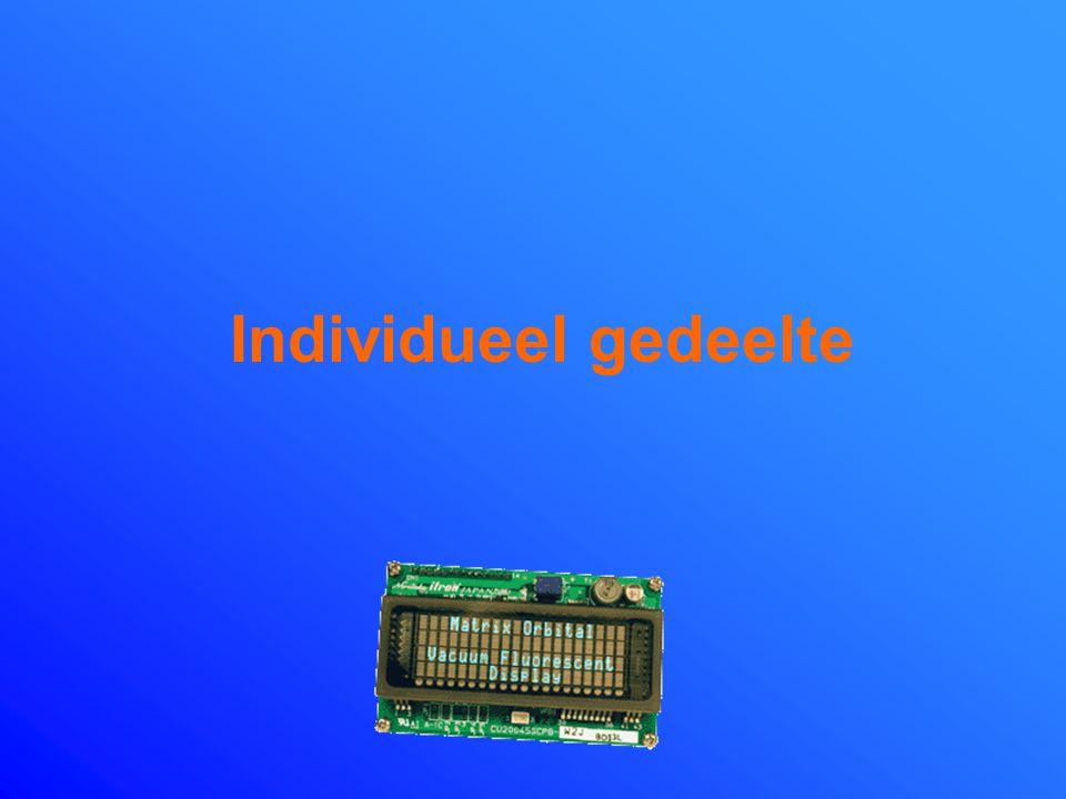Beroepspraktijk Automatisering Behoefte aan kennis van embedded systems Toepassing bij werktuigbouwkunde & electro